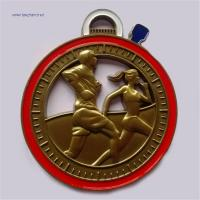 Quality 3D Running Medal for sale