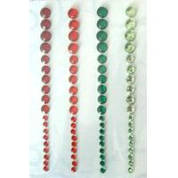 Quality SAG01876pcs craft self adhesive rhinestones designs for sale