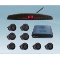 Quality Front&Back WS888 Front&Rear LED display Parking sensor with 8 sensors for sale