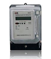 Quality DDSY22 Single Phase Prepayment Static Watt-hour Meter for sale