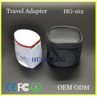 Quality Travel adapter with Twin USB for sale