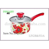 Enamel Sauce pan Item No.:DQ-E09