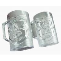 Quality Plastic Injection Mold Halloween Skull Cup for sale
