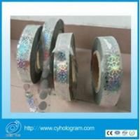Buy cheap Security Holographic Label in Roll from Wholesalers