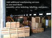 Quality Shenzhen Guangzhou warehousing service with lower price storage fee in China safety logistics for sale
