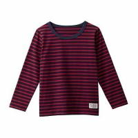 Quality 100% Cotton Pre-Dyed Striped T-Shirt for sale