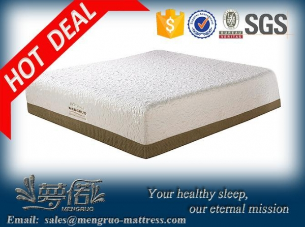 Buy dream collection sleepwell visco gel memory foam mattress at wholesale prices