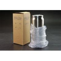 Sublimation 350ml Stainless Cola Bottle (Silver)