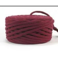 Quality 2014 the most popular mixed color fancy tape knitting yarn for sale