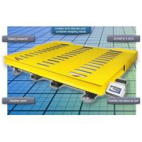 Buy cheap Custom Cargo Container Scales from Wholesalers
