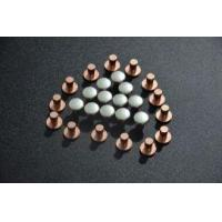 Quality High Electrical Resistivity Bimetal Contact Rivets For Aviation Appliances for sale