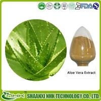 Quality Aloe Vera Extract, Aloin, Aloinoside, Aloe Barbadensis Leaf Extract for sale