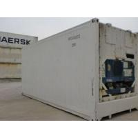 Quality Reefer Container/ Refrigerated Container for sale