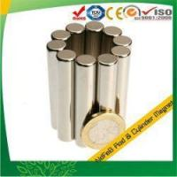 Quality Cylinder Neodymium Motor Magnet for sale