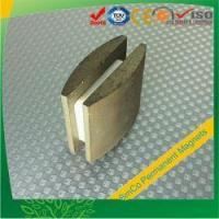 Quality Synchronous Motor SmCo Permanent Arc Magnets for sale