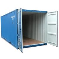 Construction and building Materials shipping container