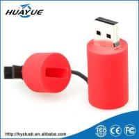 Quality Most Popular 2016 USB 2.0 Fire Extinguisher Shaped Carton PVC USB for sale