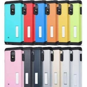 Buy Rc New Ultra Thin PU Luxury Colorful Matte Soft Mobile Phone Cover Case for Samsung Galaxy Note 4 at wholesale prices