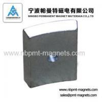 Quality Neodymium Arc NdFeB Magnet for Motor and Speaker for sale