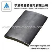 Quality Rare Earth Arc NdFeB Magnets For Motor for sale