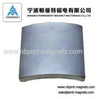 Quality sintered arc ndfeb magnet with customized for sale