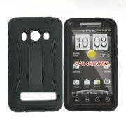 China PC +Silicone cases for HTC EVO 4G Silicone Products on sale