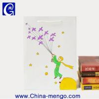Quality DIY Card Paper Bag With Little Prince Printing for sale
