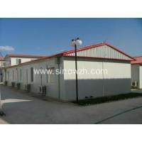 Quality Prefabricated Camp Building Customized Metal K House for sale