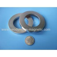 Quality NdFeB35 Axially Magnetized Ni Coated magnet Admin Edit for sale