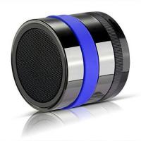 Quality MEMTEQ Bluetooth Wireless Speaker Stereo TF Card Handsfree Cell Phone (Blue) for sale