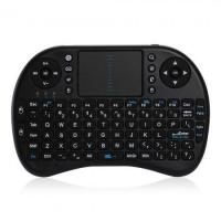 Quality MEMTEQ iPazzPort 2.4Ghz USB Wireless Handheld Mini Keyboard Touchpad for Android TV Box for sale