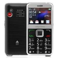 "Quality DaXian GST6000 Mobile Phone 2.4 ""Dual Sim Big Button SOS for elderly for sale"