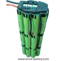 Quality 36V 10Ah Lithium Ion Battery For E-bicycle/E-bike for sale