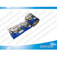 Roll Stock Film For Chocolate Packaging
