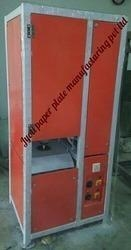 Buy Paper Plate Making Machines Iron Body Single Die Paper Plate Machine at wholesale prices