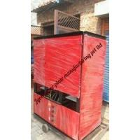 Quality Paper Plate Making Machines Read More Iron Body Double Die Dona Plate Making Machine for sale