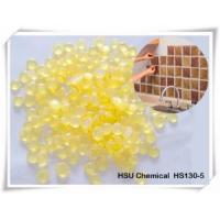 Quality Amber Aliphatic C5 Petroleum Resin Softening Point 95-120 HG100-5 for sale