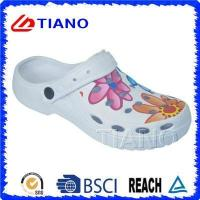 Quality Casual Outdoor EVA Clog Shoes with Printing for Lady (TNK30042) for sale