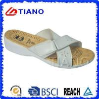 Quality Comfortable Footbed Lady EVA Beach Slipper for Casual Walking (TNK20081) for sale