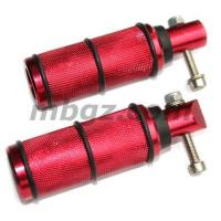 Quality Red Foot Peg Set for Chinese Pocket Bike 47cc 49cc Mini Moto Cag for sale
