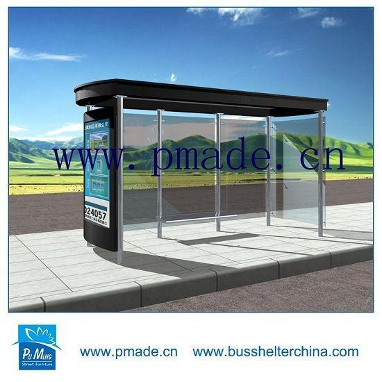 Steel Bus Shelters : Images of products from