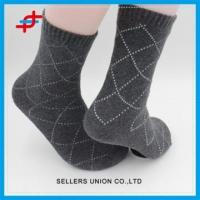 Hot sale Top Quality Men's Cotton Terry Business-casual sock thick and warm