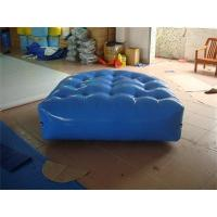 Buy cheap Strong Style 0.6mm PVC Tarpaulin Air Tight Inflatable Mattress for Sale from Wholesalers