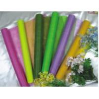 Buy cheap Non-woven Flower wrapping Rolls Non-woven Flower wrapping Rolls from Wholesalers