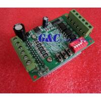 Quality CNC Router Single Axis 3A TB6560 Stepper Motor Drivers Board axiscontro 24V for sale