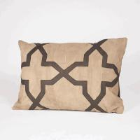 Buy cheap Moroccan Suede Pillow from Wholesalers