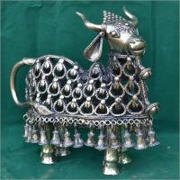 Quality Metal Handcrafted Cow for sale