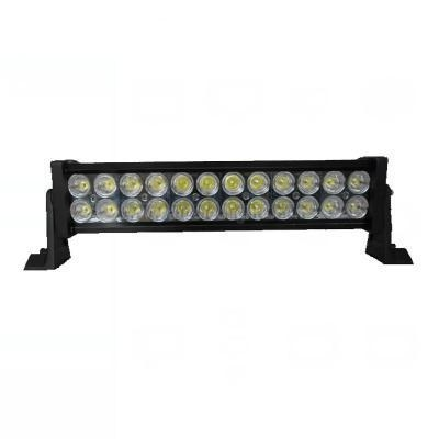 Buy 13inch 72W straight dual Epistar LED flood light bar at wholesale prices