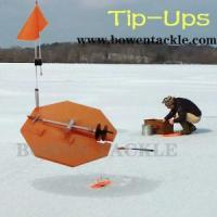 Ice fishing tips quality ice fishing tips for sale for Tip up lights for ice fishing