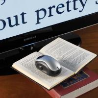 Quality TV & Video The Wireless Page To TV Magnifier. for sale
